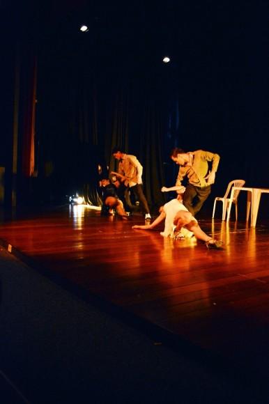 Espetáculo O Baile 3